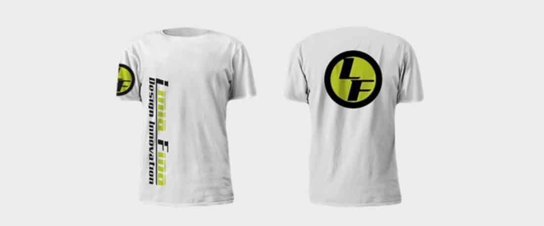 Linea Fina Camisetas Merchandysing Branding 01