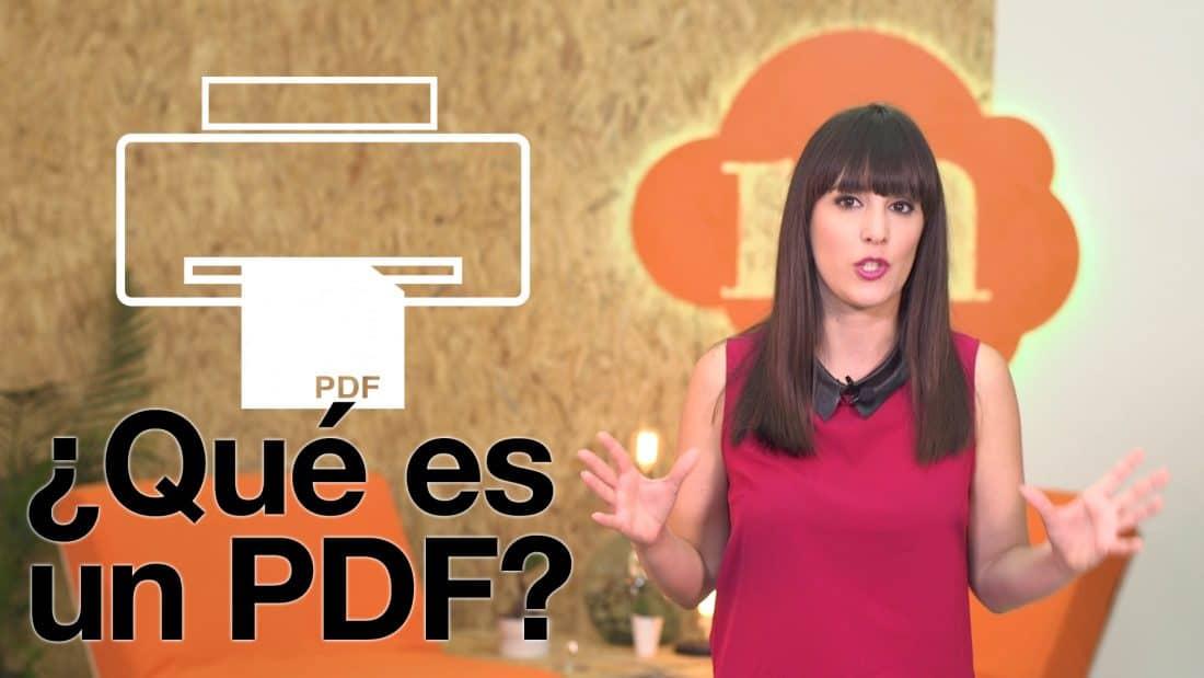 1x02 | ¿Qué es un PDF?