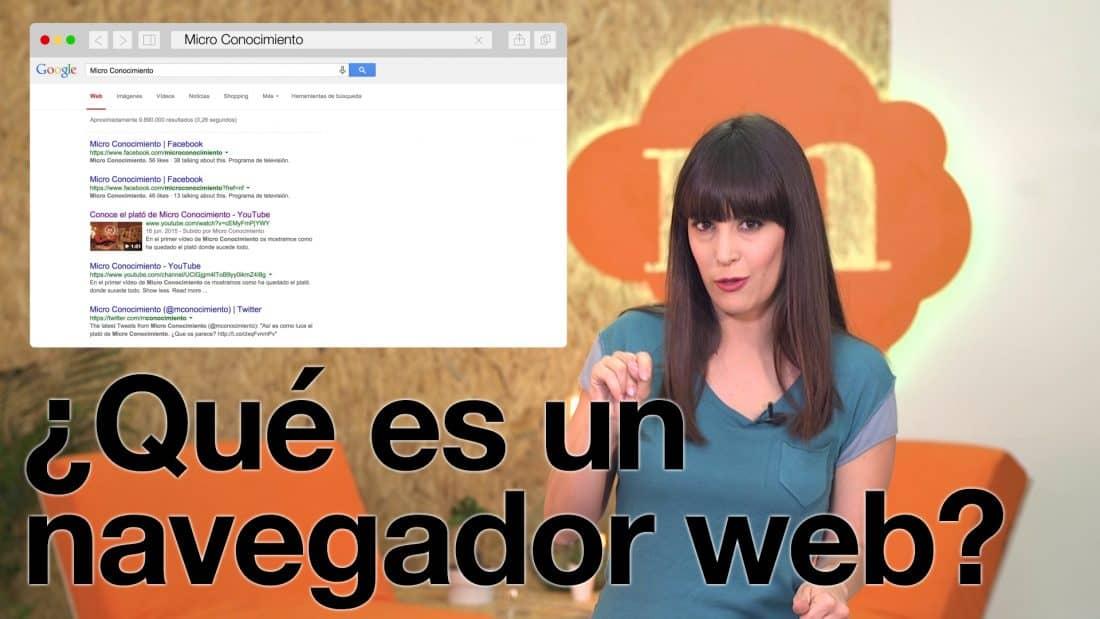 1x04 | ¿Qué es un navegador web?