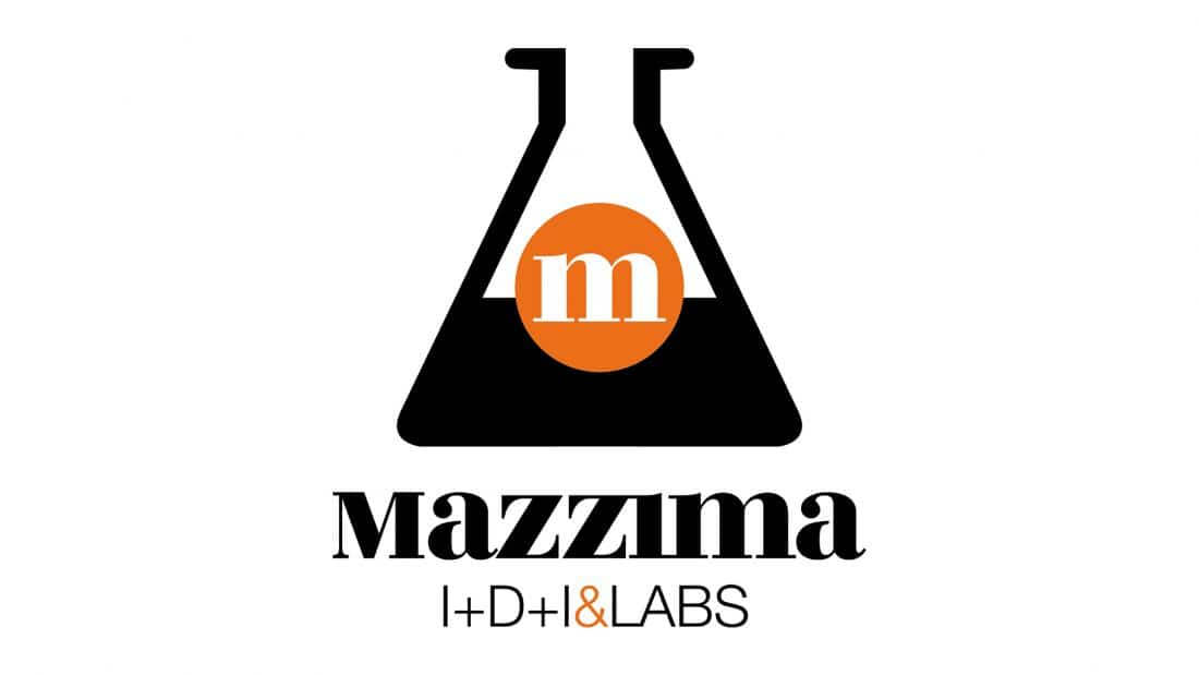 Mazzima I+D+I&Labs Logotype