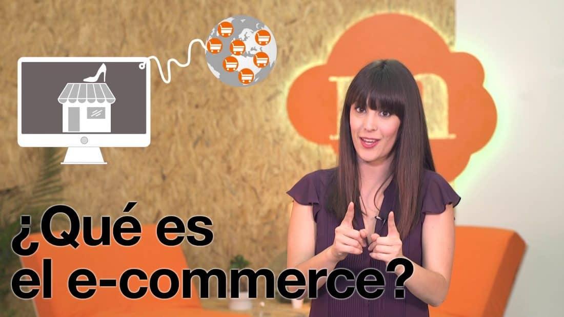 1x13   ¿Qué es el e-commerce?
