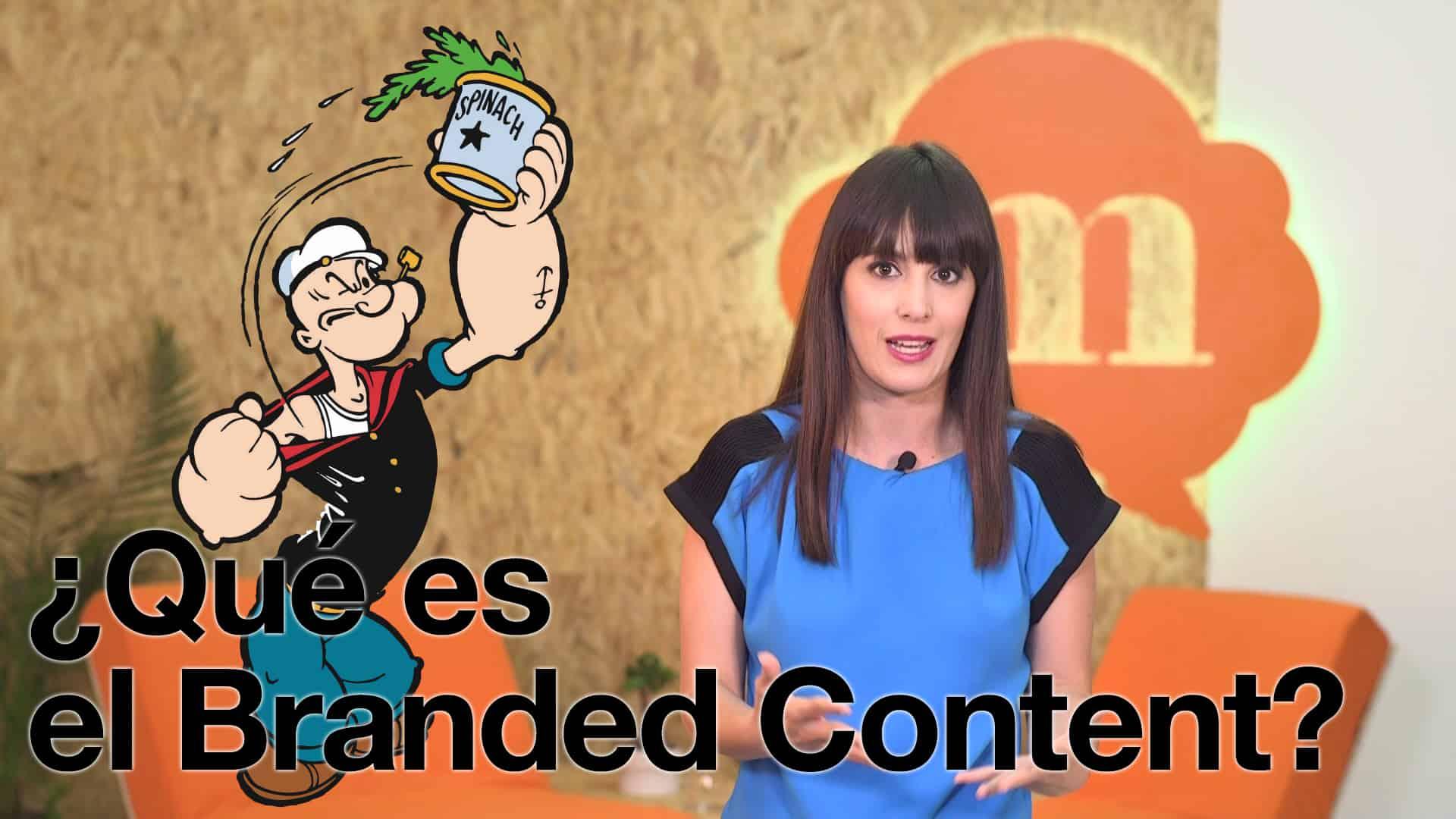 1x17 | ¿Qué es el Branded Content?