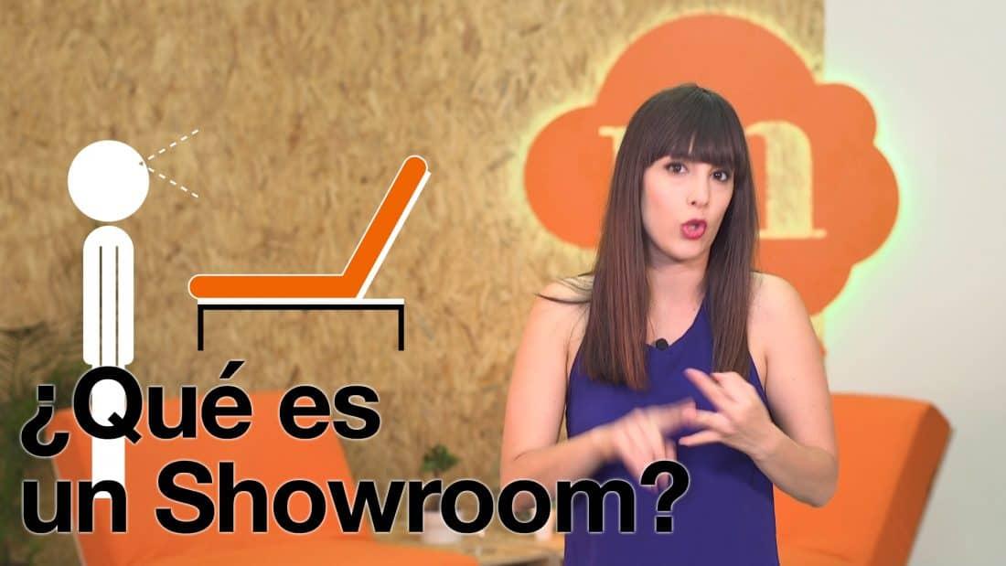 1x20 | ¿Que es un Showroom?