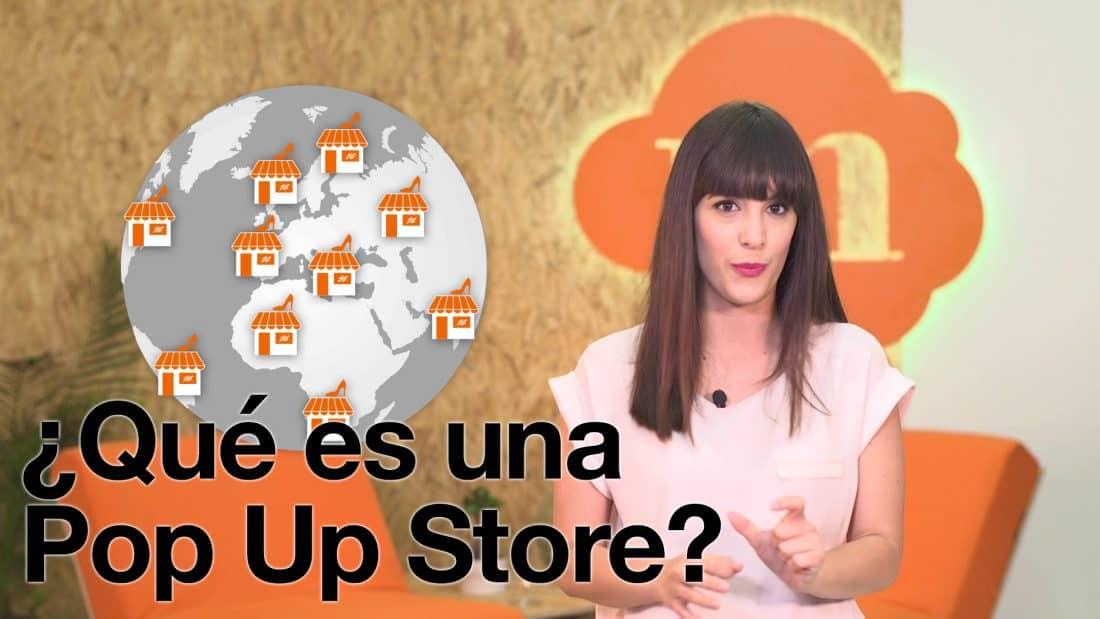 1x21 | ¿Qué es una Pop Up Store?