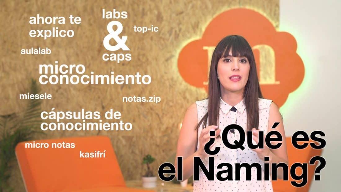 1x23 | ¿Qué es el Naming?