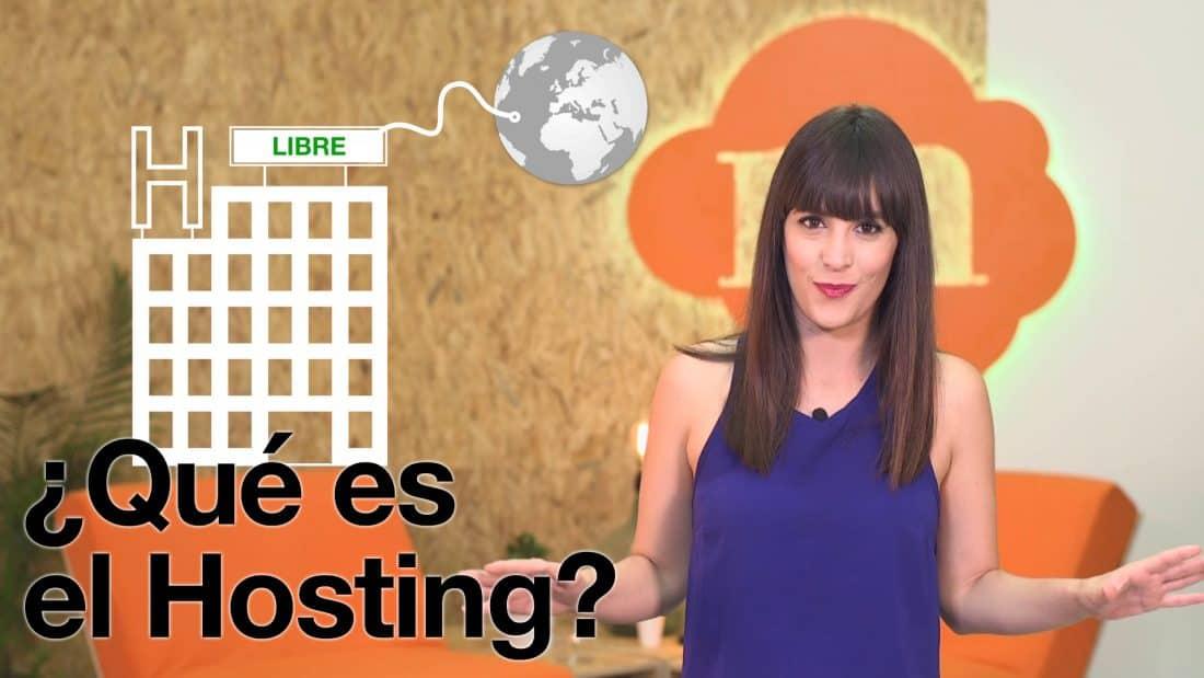 1x25 | ¿Qué es el Hosting?
