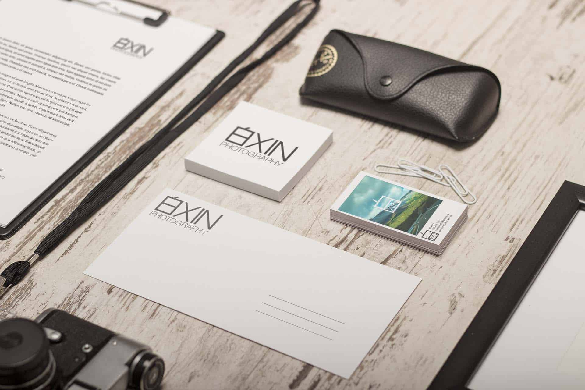 Xin Photography Branding 04