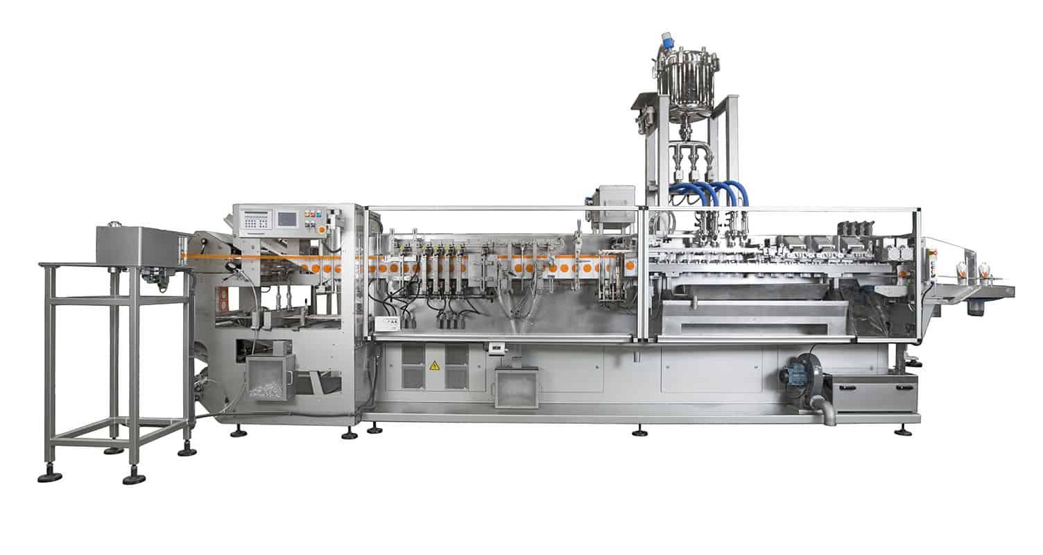 Fotografía Producto Maquinaria Industrial CC - Volpak 01