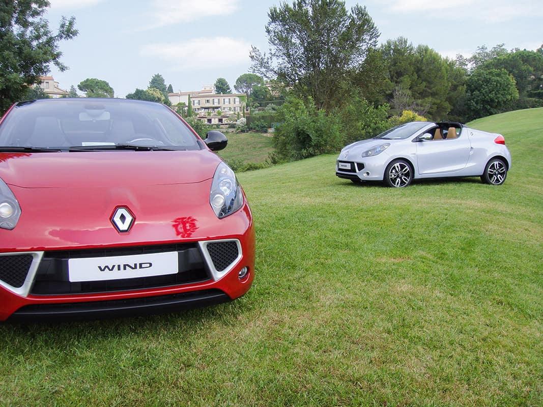 Fotografía Automóviles ME Renault Wind