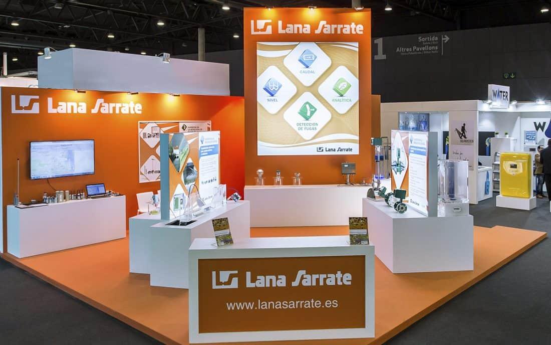Lana Serrate Stand 01
